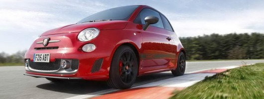 Abarth ups power on 595 Competizione. Image by Abarth.