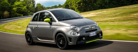 Abarth 595 Pista joins hot-hatch league. Image by Abarth.
