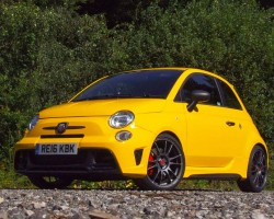 Most insane 'Fiat 500'? Image by Matt Robinson.