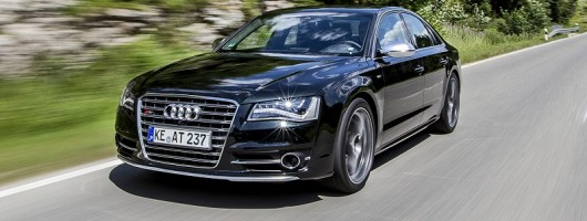 ABT produces 620hp Audi A8. Image by ABT.