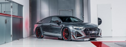 Abt cooks up monster 740hp RS7-R. Image by Abt.