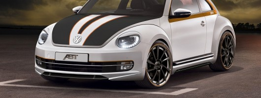 New Beetle gets Abt workover. Image by Abt.
