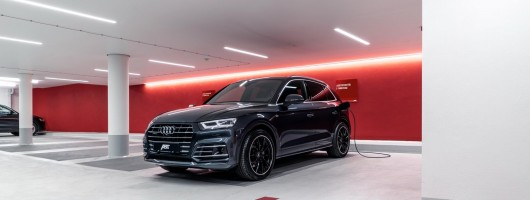 Abt takes Q5 PHEV to 425hp. Image by Abt.