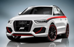 2014 Audi RS Q3 by ABT. Image by ABT.