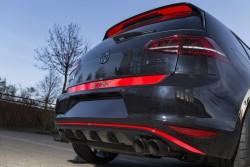 2014 ABT Volkswagen Golf GTI Dark Edition. Image by ABT.