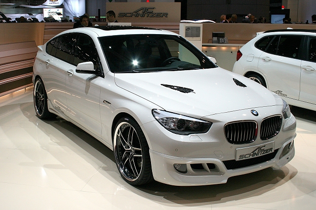 The Car Enthusiast Image Gallery 2010 Bmw 5 Gt By Ac