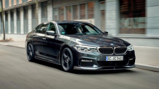 AC Schnitzer offers reduced BMW Group kit. Image by AC Schnitzer.