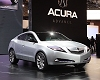 2009 Acura ZDX concept.