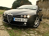 2009 Alfa Romeo 159. Image by Mark Nichol.