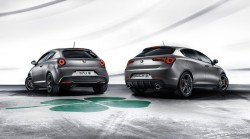 2014 Alfa Romeo at Geneva. Image by Alfa Romeo.