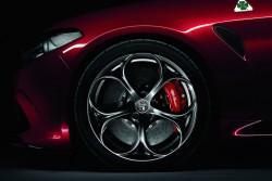 2015 Alfa Romeo Giulia Quadrifoglio. Image by Alfa Romeo.