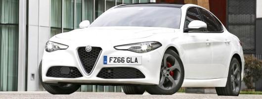 Alfa Romeo Giulia ready to order. Image by Alfa Romeo.
