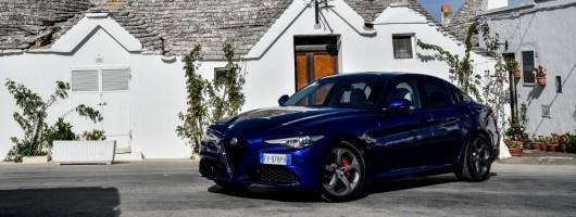 First drive: Alfa Romeo Giulia (2020MY). Image by Alfa Romeo.