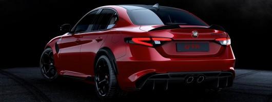 Alfa announces phenomenal Giulia GTA. Image by Alfa Romeo.