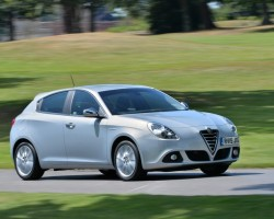 Lower emissions for Giulietta. Image by Alfa Romeo.