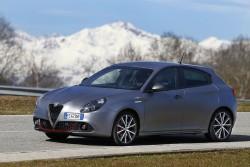 2016 Alfa Romeo Giulietta. Image by Alfa Romeo.