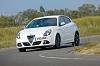 2010 Alfa Romeo Giulietta Cloverleaf. Image by Alfa Romeo.