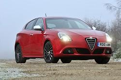 2010 Alfa Romeo Giulietta Cloverleaf. Image by Max Earey.