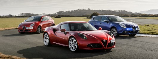 Marchionne wants Alfa to stand alone. Image by Alfa Romeo.