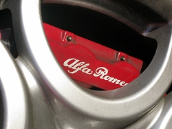 2009 Alfa Romeo MiTo. Image by Mark Nichol.