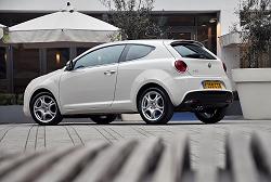2010 Alfa Romeo MiTo. Image by Alfa Romeo.