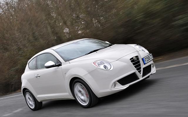 Week at the wheel: Alfa Romeo MiTo 1.3 JTDm. Image by Alfa Romeo.