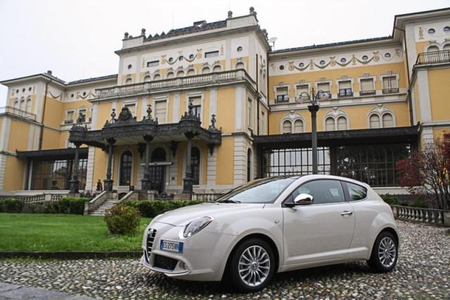 First drive: 2014 Alfa Romeo MiTo. Image by Dave Humphreys.