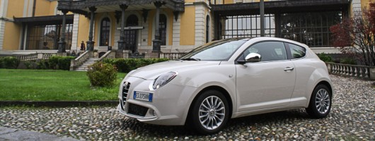 First drive: 2014 Alfa Romeo MiTo. Image by Dave Humphreys.