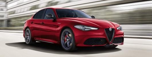 Refresh for Alfa Giulia and Stelvio ranges. Image by Alfa Romeo.
