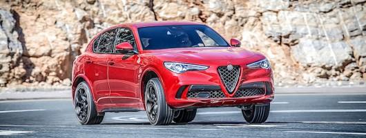 First drive: Alfa Romeo Stelvio Quadrifoglio. Image by Alfa Romeo.