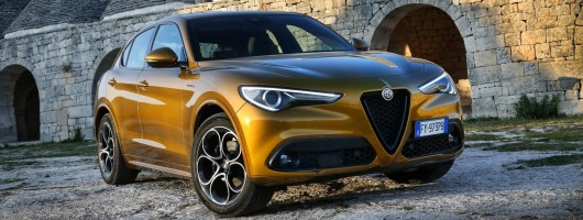 First drive: Alfa Romeo Stelvio Veloce (2020MY). Image by Alfa Romeo.
