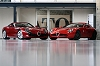 2011 Alfa Romeo TZs. Image by Alfa Romeo.