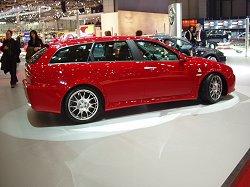 2004 Alfa Romeo 156 Sportwagon GTA - by Autodelta. Image by ItaliaSpeed.