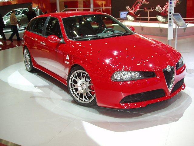Alfa Romeo 156 Tuning Styling. Alfa Romeo 156