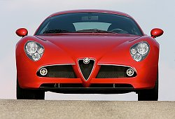 Alfa Romeo supercar is go for Paris! Image by Alfa Romeo.