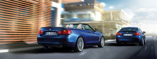 Alpina unveils B4 Bi-Turbo. Image by Alpina.