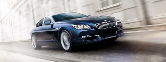 Alpina announces all-wheel drive B6 Gran Coupé. Image by Alpina.