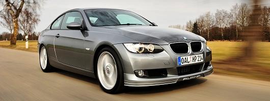 BMW Alpina D3 bi-turbo coupé. Image by Alpina.
