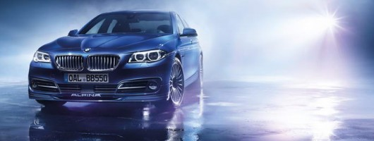 Alpina marks 50th birthday with special editions. Image by Alpina.
