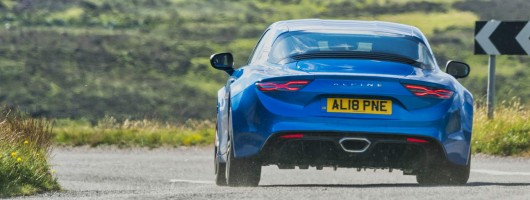 First drive: Alpine A110. Image by Alpine.