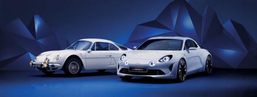 Alpine returns with glorious Vision. Image by Alpine.