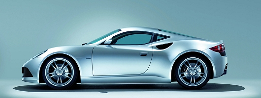Artega GT coming to UK. Image by Artega.