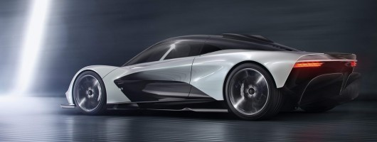 Aston readies third mid-engined hypercar. Image by Aston Martin.