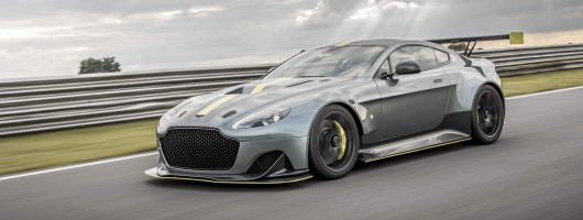 Driven: Aston Martin AMR Pro Vantage. Image by Stuart Price.
