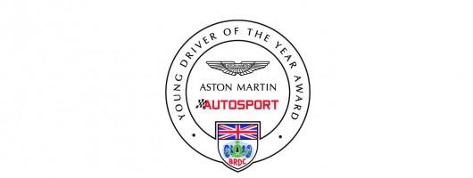 Aston announces BRDC driver award tie-up. Image by Aston Martin.