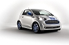 2011 Aston Martin Cygnet with Colette. Image by Aston Martin.