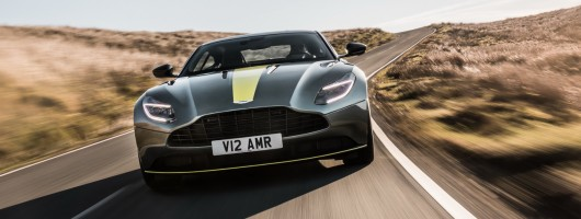 Aston releases DB11 AMR. Image by Aston Martin.