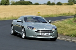 2010 Aston Martin DB9. Image by Max Earey.