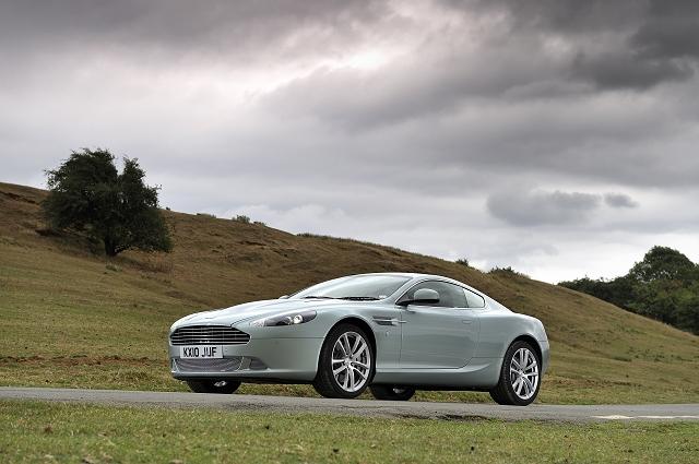 First Drive: Aston Martin DB9. Image by Max Earey.