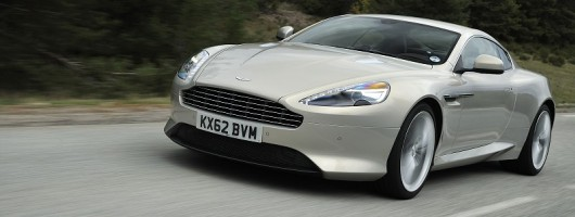 First drive: Aston Martin DB9. Image by Max Earey.
